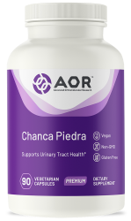 AOR Chanca Piedra- health of the kidneys, liver, and gall bladder, 90 Vcaps