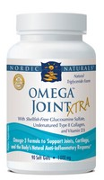 Omega Joint Xtra - UC-II Collagen with Omega-3 Glucosamine and D3 - 90 softgels