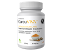 AOR CurcuVIVA - High Bioavailability Curcumin- 60 vcap