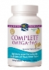 New! Nordic Naturals Complete Omega-3.6.9-Xtra, 1000mg, Lemon-60 softgels