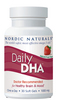 Nordic Naturals Daily DHA,30 softgels-Strawberry