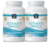 Nordic Naturals Ultimate Omega - 360 softgels (Twin pack of 180 softgels)