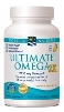 New! Nordic Naturals Ultimate Omega 2X- 60 softgels-Lemon with 2150 mg of Omega-3