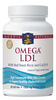Nordic Naturals Omega LDL with red yeast rice and CoQ10 60 soft gels