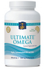 Nordic Naturals Ultimate Omega - Concentrated EPA DHA Pure Fish Oil - 180 softgels