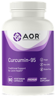 AOR Curcucumin-95- High Bioavailability Curcumin- 90 vcap