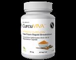 AOR CurcuVIVA - High Bioavailability Curcumin- 60 vcap