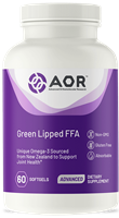 AOR Green Lipped FFA-New Zealand Green Lipped Mussel Extract-60 softgels