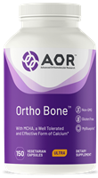 AOR Ortho Bone with Advanced MCHC Osteo Formula- 300 capsules