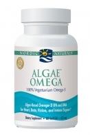 Nordic Naturals Algae Omega -Vegetarian Omega-3 (120 softgels)