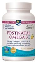 Nordic Naturals Postnatal Omega-3- 60 softgels