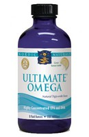 Nordic Naturals Ultimate Omega Liquid -8 oz