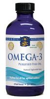 Nordic Naturals Omega-3 Liquid -8 oz
